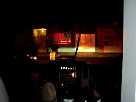 Abordo / Salida de la ECO-40 / Leon Gto, Mexico