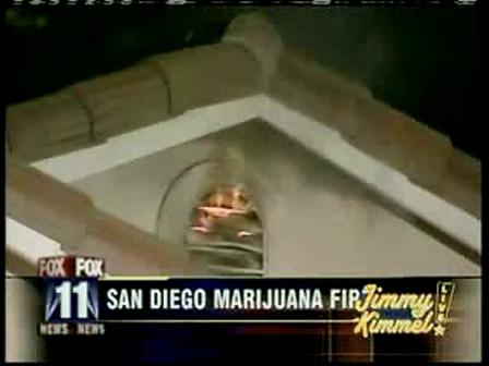 incendio de sustancias