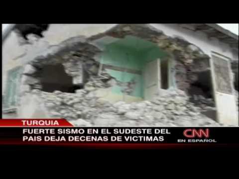 08 de marzo de 2010 / TERREMOTO EN TURQUIA