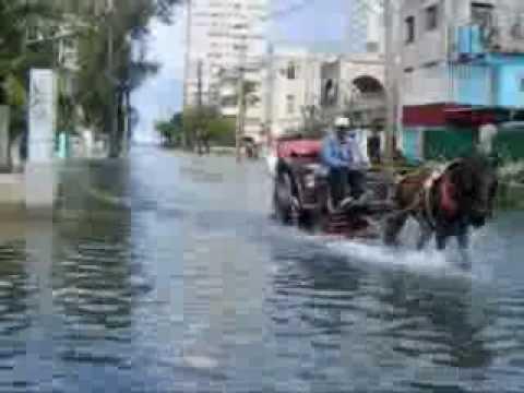 03 de marzo de 2010 / Penetración del mar en La Habana, Cuba