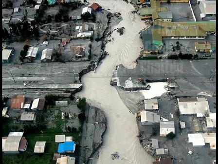Terremoto / (Earthquake)  / Chile