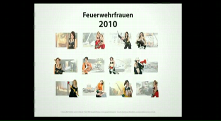 Eleccion de Miss Bombera 2010 en Alemania / Causa polemica