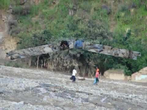 01 de Abril de 2010 / alud en Peru /  23 muertos 25 desaparecidos y 88 casas destruidas