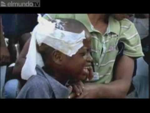 Una canción por Haití  'Everybody hurts'Helping Haiti • Everybody Hurts • Official Music Video / Video DEstacado de La Hermandad de Bomberos