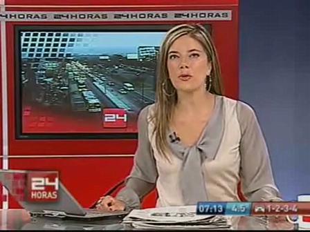 Comunicaciones post terremoto / Bomberos de Chile / Audio Destacado de La Hermandad de Bomberos