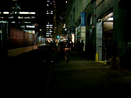 Ten House in Manhattan the Gound Cero