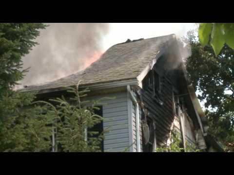 incendio complejos de casas U.S.A.