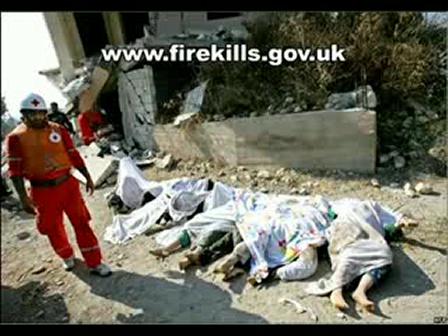 Fuego Asesino / Campaña