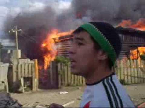 incendio vivienda. RIO GRANDE