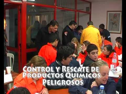 CONTROL Y RESCATE DE MATERIALES PELIGROSOS.flv