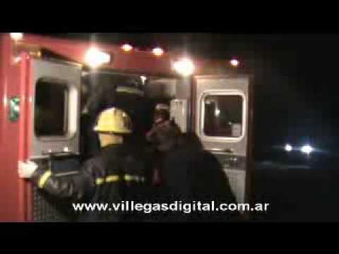 13 de Agosto de 2010 / Accidente en ruta 188 / Villegas / Argentina