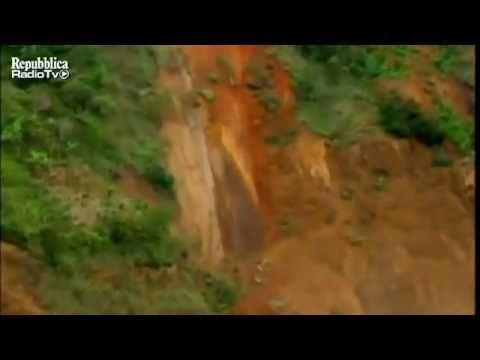 COLOMBIA: Deslizamiento en Santafe y cañas Gordas / Video Destacado de La Hermandad de Bomberos
