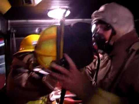 Bomberos Voluntarios de Bell Ville, Cordoba en Argentina