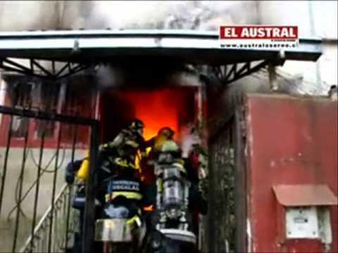 Cuerpo de Bomberos Osorno (Chile) / Vídeo Destacado de La Hermandad de Bomberos