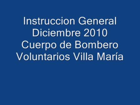 INSTRUCCION DICIEMBRE 2010