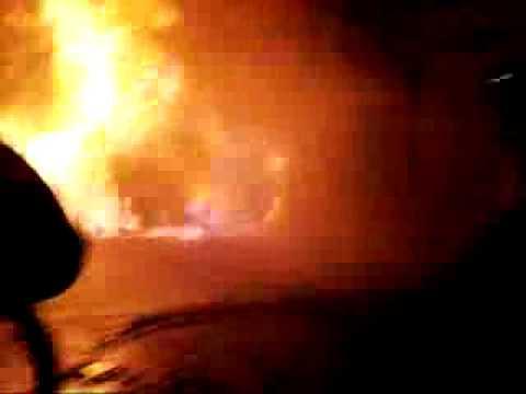Entrenamiento con Simulador de fugas de GLP / Video Destacado de La Hermandad de Bomberos