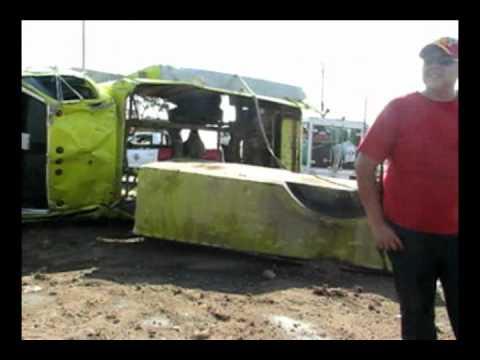 Bomberos vuelcan por la carretera Internacional / Video Destacado de La Hermandad de Bomberos