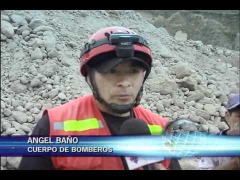 08 de enero de 2011 / Primer perro de rescate del ejercito especializado en busqueda y localizacion de personas / Ecuador