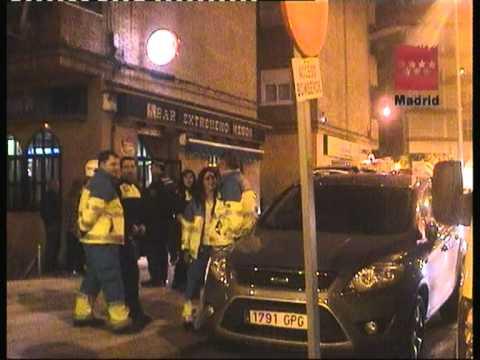04 de Marzo de 2011 / Rescate Vehicular / Colisión múltiple en la M-50 km 80 / Madrid, España