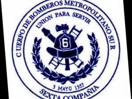 Material Mayor / Cuerpo de Bomberos Metropolitano Sur / Chile