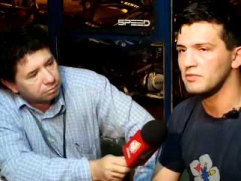 Del Ring al Cuartel de Bomberos / Cuerpo de Bomberos Voluntarios de Asunción / Paraguay