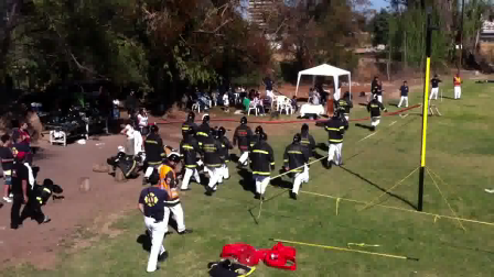 13 de Marzo de 2011 / Competencia Interna 18 Compañia / Chile / Video Destacado de La Hermandad de Bomberos