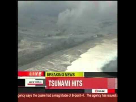 Terremoto en Japón - Tsunami Japan