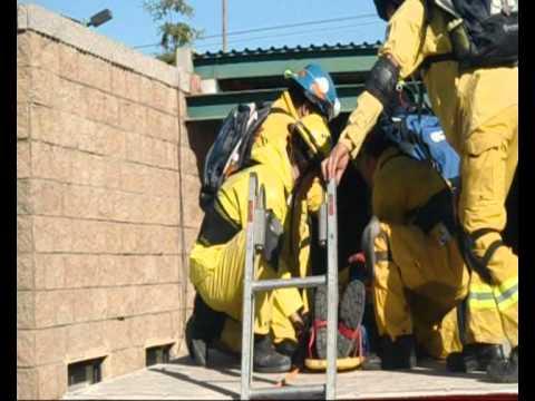 Febrero de 2011 / Curso de Búsqueda y Rescate en Estructuras Colapsadas - Nivel Liviano CRECL / Sonora, México