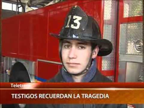 30 años Incendio Torre Santa María / Santiago, Chile / Video Destacado de La Hermandad de Bomberos
