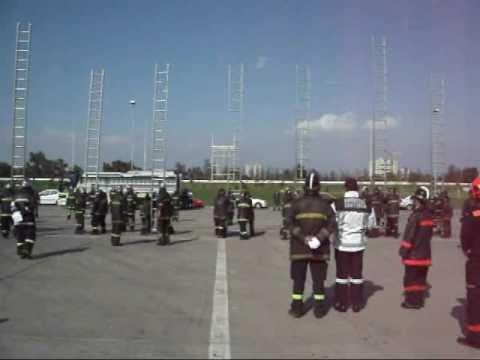 Ejercicio Doctrinal de Escalas CBS (Chile) / Video Destacado de La Hermandad de Bomberos