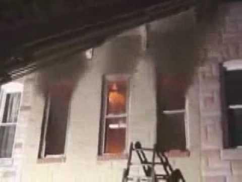 Video de Capacitación / Incendio en Baltimore / Estados Unidos / Video Destacado de La Hermandad de Bomberos