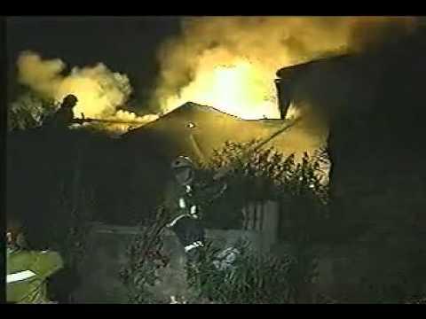 incendio Cuerpo de Bomberos Metropolitano Sur CBMS / Video Destacado de La Hermandad de Bomberos