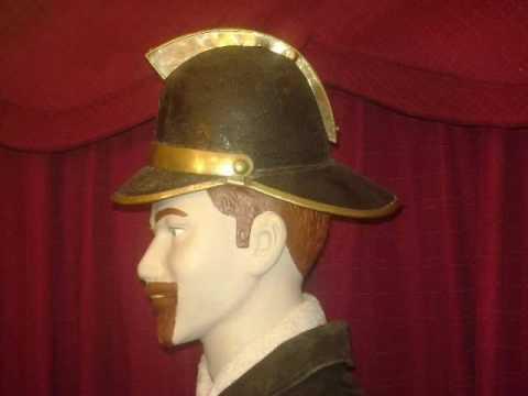 Colección de cascos de Bomberos / Fire Helmet collection