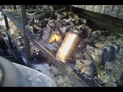 22 de Marzo de 2011 / Incendio de Empresa de Pesticidas / Camara en Casco / Antofagasta, Chile