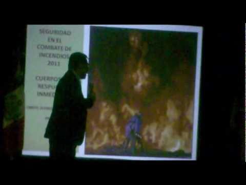 bomberos ecatepec primer  seminario de bomberos