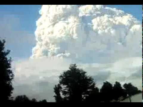 04 de Junio de 2011 / Erupción Volcán Puyehue [Cordón del Caulle] Chile