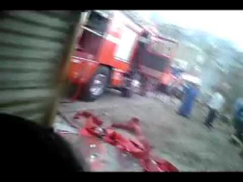 15 de enero de 2011 / Incendio Antofagasta, Chile / Video Destacado de La Hermandad de Bomberos