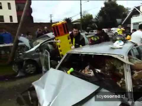 29 de Abril de 2011 / Rescate Vehicular / Osorno, Chile