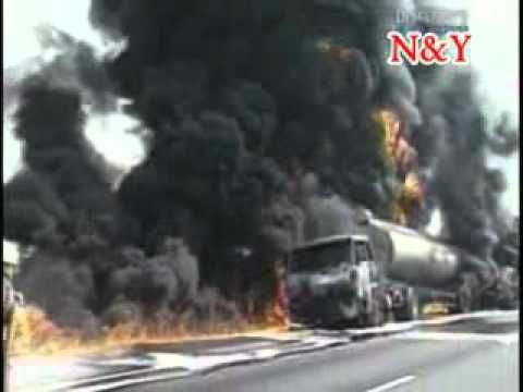 video de explosion