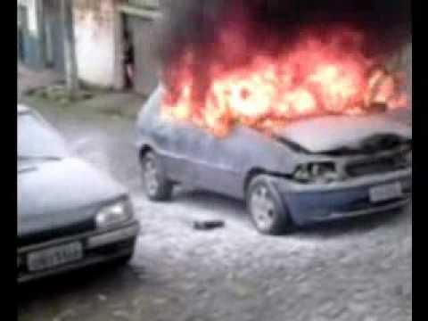 18 de Marzo de 2011 / Incendio de Camión de Bomberos / Brasil / Video Destacado de La Hermandad de Bomberos