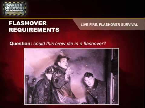 FLASHOVER SURVIVAL PART II