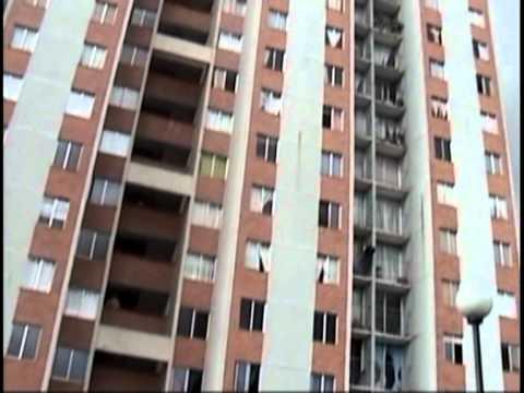 19 de Junio de 2011 / Incendio de Edificio / Medellin, Colombia