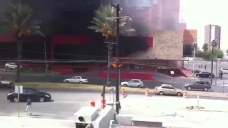 Atacan casino Monterrey, al menos 53 muertos y decenas de heridos / México