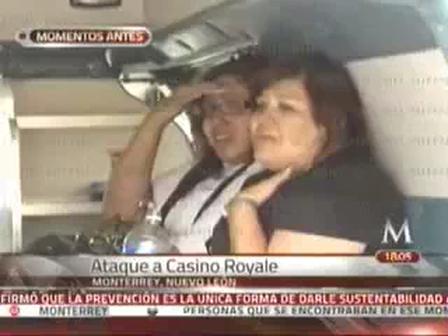 Atacan casino Royale en Monterrey, al menos 53 muertos y decenas de heridos / México