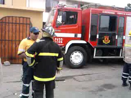 21 de Agosto de 2011 / Accidente carro de Bomberos Santa Rosa de Huantajaya – Alto Hospicio / Iquique en Chile / Video Destacado de La Hermandad de Bomberos