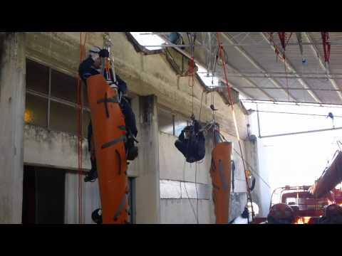 20 DE AGOSTO DE 2011 / TASK COLLEGE DE BRASIL CAPACITA EN BOMBEROS V. DE VILLA MARIA, CÓRDOBA EN ARGENTINA / Video Destacado de La Hermandad de Bomberos