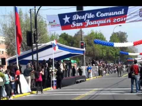 13 de Septiembre de 2011 / Desfile Bomba San Joaquin y Bomba Las Industrias / Chile