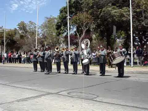 Desfile / Cuerpo de Bomberos de La Serena / Chile