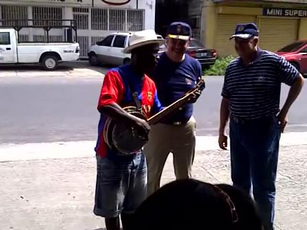 MÚSICA EN LA ESTACIÓN, PANAMA