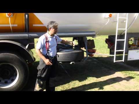 CAPACITACIÓN: TRANSPORTE POR CARRETERA DE GAS EN CAMIONES